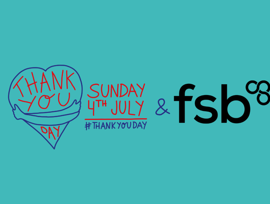Celebrate Thank You Day with us on Sunday 4 July 2021