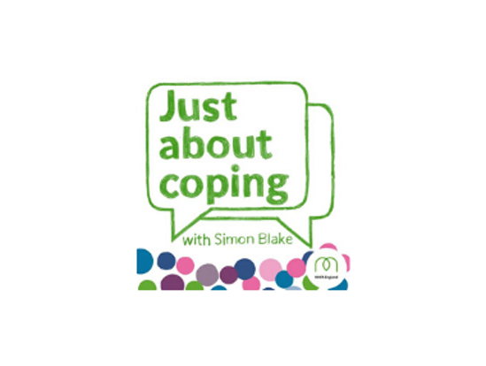 Just About Coping podcast featuring Mike Cherry