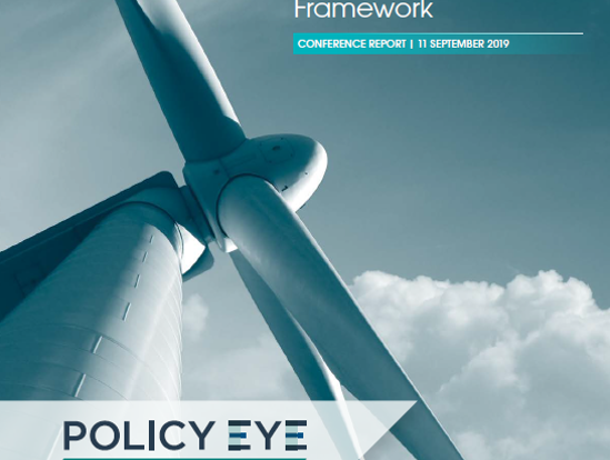 Vision 2050: Options for a New Northern Ireland Strategic Energy Framework