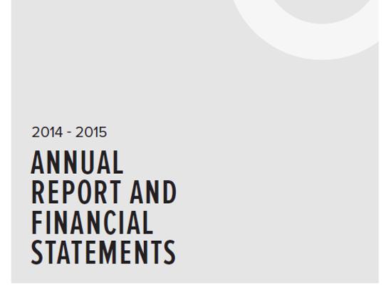 FSB Annual Report 2014 - 2015