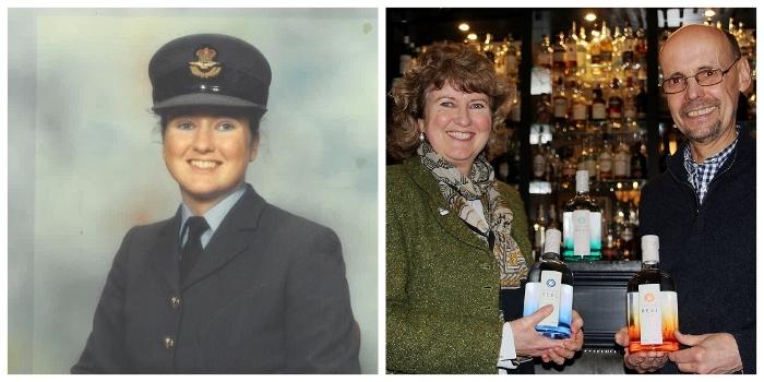 Debbie Strang of Shetland Distillery Co., Shetland, Scotland