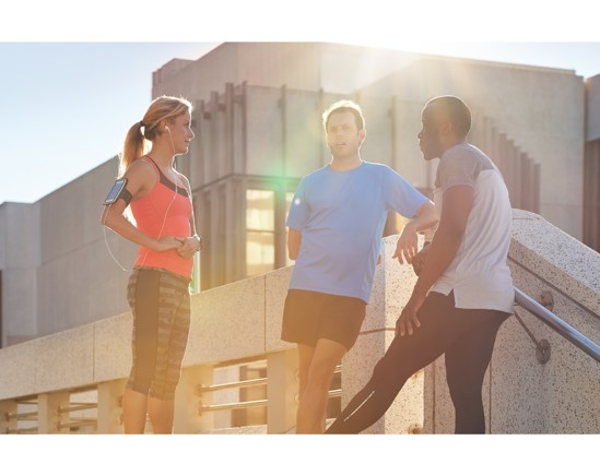 Health and wellbeing: Boosting productivity and resilience in your business