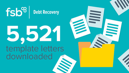 5,521 template letters downloaded