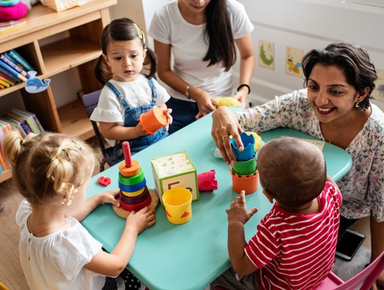 Supporting Childcare Providers