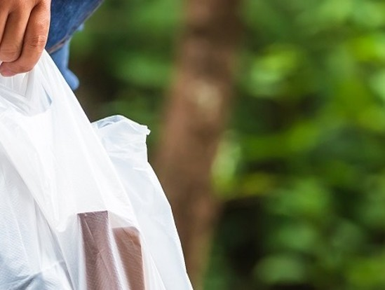 Retailers in England required to charge 10p for single-use carrier bags