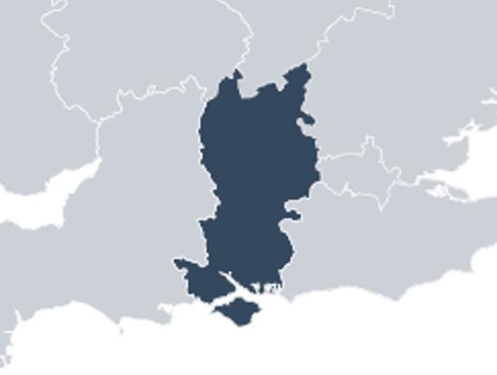 South Central England