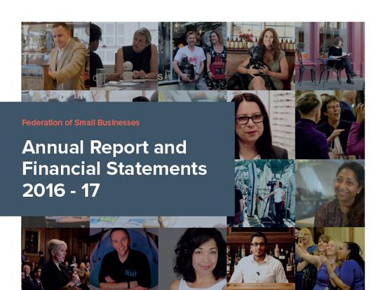 FSB Annual Report 2016 - 2017