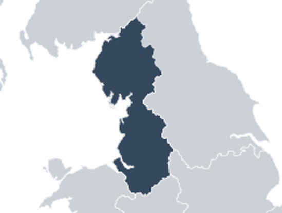 North West <br>England