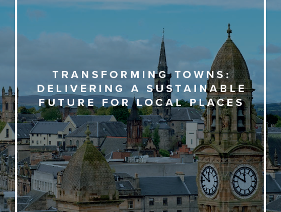Transforming Towns : The full report