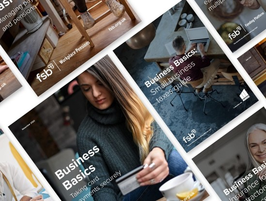 Free guides for FSB members