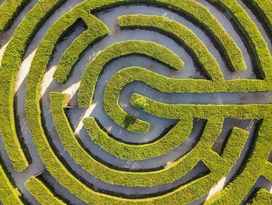 Escaping the Maze