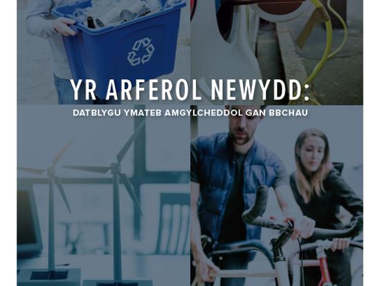 Yr Arferol Newydd