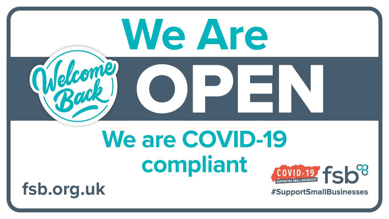 We are COVID-19 compliant